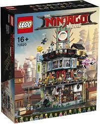 Lego Ninjago 70620 Ninjago City: Amazon.de: Toys & Games