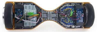 here's what the inside of a hoverboard looks like the verge swagtron t5 troubleshooting at Hoverboard Wiring Diagram