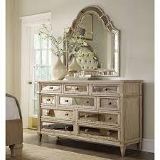 Hooker Furniture Sanctuary 10 Drawer Mirrored Dresser