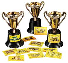 Halloween Costume Awards Halloween Trophies Medals Ribbons Awards Webnuggetz Com