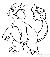 Big Pokemon Coloring Pages Charizard Simplesnackstop
