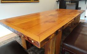 Special Custom Size Wood Tables Wood Recycling Use It Custom