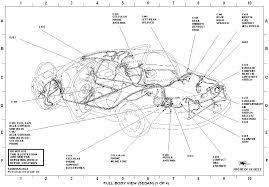 2000 ford taurus wiring schematic wiring solutions 2004 ford taurus wiring diagrams manual pdf amusing 1998 ford taurus cd changer wiring diagram photos best