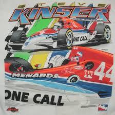 Indy 500 Car Design Steve Kinser Indy 500 T Shirt Racing Car Design Sprint