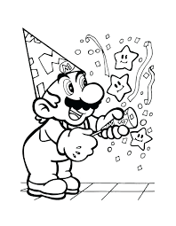 Mario Luigi And Toad Coloring Pages Toad Coloring Pages And Toad