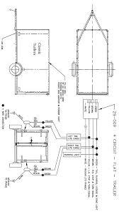 trailer wiring diagram 4 wire circuit trailer ideas pinterest 7 way trailer wiring diagram at Trailer Wiring Schematic 4 Wire