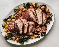 pork roast recipe bon appé