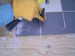 removing tile from concrete floor removing ceramic tiles removing vinyl tile glue from concrete floor