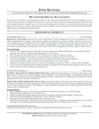 Objectives For Retail Resumes Objective For Resumes Objectives