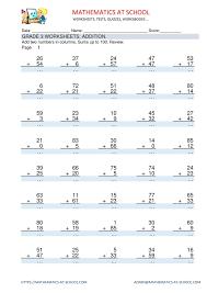 9 best Grade 3 maths worksheets and free download printable pdf ...