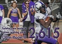 "NFL Draft Diamonds on Twitter: ""Draft Diamonds Prospect Interview: Clifton  Rhodes III, WR, Tarleton State - http://t.co/YvzEbK6W0g  http://t.co/0tkGoGgcdn"""