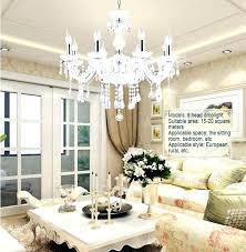 simple chandelier for living room nataliebelhill com in plans 3
