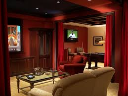Dreamy HighEnd Home Theaters Theatre Design And Red Velvet - Interior design for home theatre