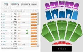 Nokia Live Seating Chart Rigorous Nokia Theatre Seating Chart View 2019