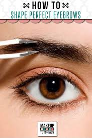 how to do eyebrows makeup with pencil