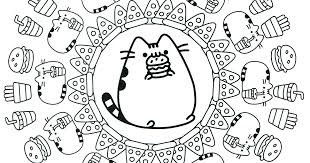 Kleurplaten Pusheen Coloring Book Pusheen Pusheen The Cat Pusheen