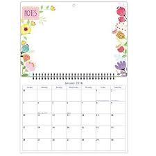 Wipe Clean Memo Board Extraordinary Flower Border Design Wipe Clean Memo Board Pen 32 Calendar