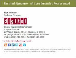 Company Email Signature Blog Evercontact