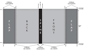 design context considering book design layout book jacket template