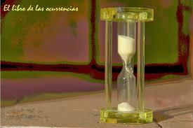 Resultado de imagen de tiempo va deprisa