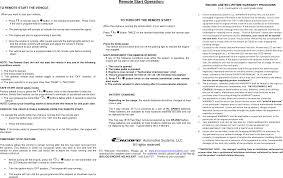 T53 Remote Control User Manual one sheet E5 operations Advance ...