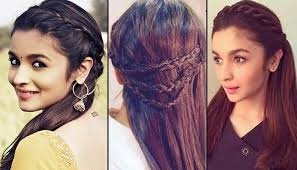 Alia Bhatt Hairstyle 10 Surprisingly Easy And Chic Hairstyles Of Alia Bhatt You Should 2057 by stevesalt.us
