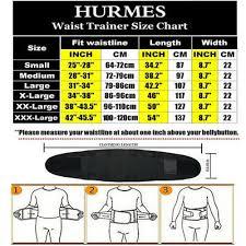 Uk Unisex Xtreme Power Belt Hot Slimming Thermo Body Shaper