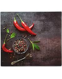 Tapis De Plan De Travail Cuisine Maison Amazonfr