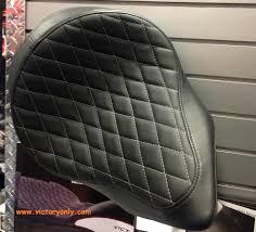 solo diamond seat silver stitch backrest no color black front dimension 13 1 2