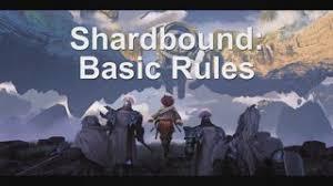 Oregonbeast83 Shardbound The Basic Rules In 3 Minutes Twitch