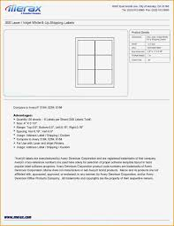 Avery 3 1 3 X 4 Template You Should Experience Avery Label Maker Ideas Information