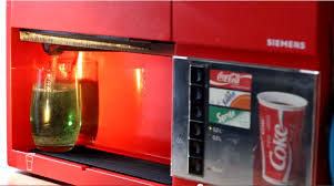 Soda Vending Machine For Home Amazing Coke Made A 'SodaStream' In The '48s Business Insider