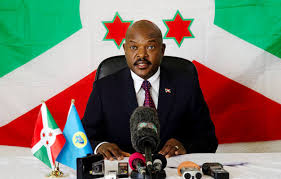 Burundi's new president, evariste ndayishimiye, is an army general likely facing a tricky balancing act to bring change to the nation while pleasing the elites who helped put him in power. Burundi Legislature Approves Bumper Retirement Package For President Pierre Nkurunziza The African Exponent