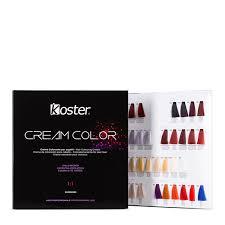 Cream Color Colour Chart