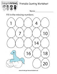 Math Worksheets Easter Subtraction Worksheet For Children Fun ...