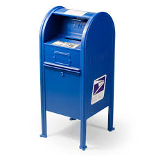 mailbox. Delighful Mailbox USPS Mailbox By TYOToys  Mindzai 1  To P