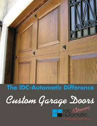 unique garage doors minneapolis custom wood garage doors idc automatic minneapolis idc automatic