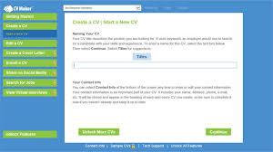 Get Cv Maker Free - Microsoft Store En-Au