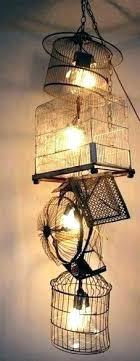 birdcage light cage light fixture birdcage light fittings diy birdcage pendant light