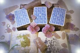 is there a message of love behind one of these three tarot cards allow your intuition to choose the right card for you