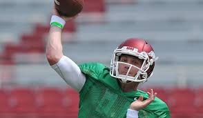Bret Bielema On Why Austin Allen Projects As The 2016 Season