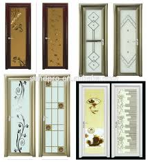 bathroom doors with frosted glass. double architrave grill design interior frosted glass aluminum bathroom door doors with o