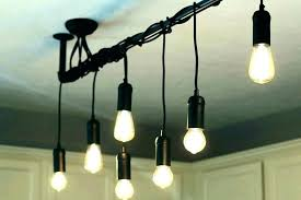 pendant cord kit light multi contemporary vintage brass lighting fixture loading zoom ceiling