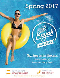 Sinkable Pool Lights Spring 2017 Kayak Katalogue Manualzz Com