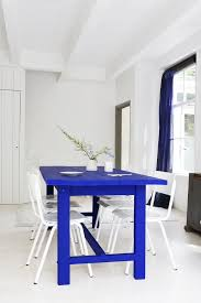 unique ideas blue dining table bright and modern 1000 about with kitchen idea 12