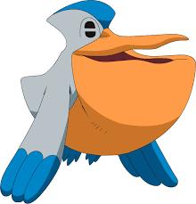 Pokemon 279 Pelipper Pokedex Evolution Moves Location Stats
