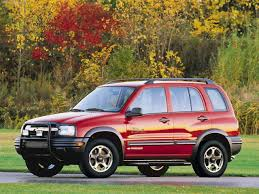 Chevrolet Tracker 2008 photo and video review, price ...