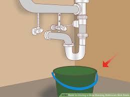 image titled unclog a slow running bathroom sink drain step 15