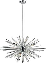 avenue lighting hf8202 ch palisades ave chrome with clear glass 31 5 pendant lighting avn hf8202 ch