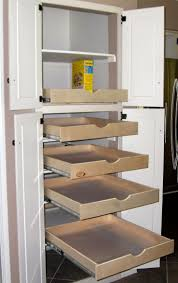 Roll Out Pantry Cabinet 17 Best Images About Kitchen Ideas On Pinterest Cabinets Glaze
